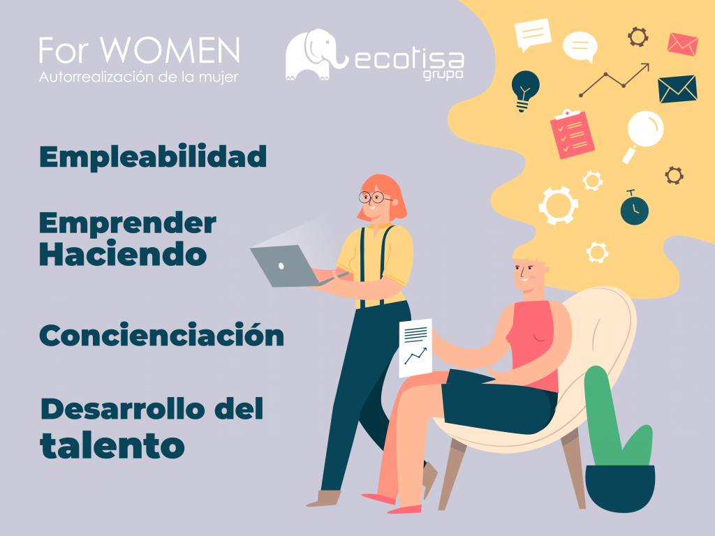 Infografia for Women - Grupo Ecotisa